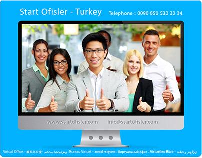 Start Sanal Ofisler