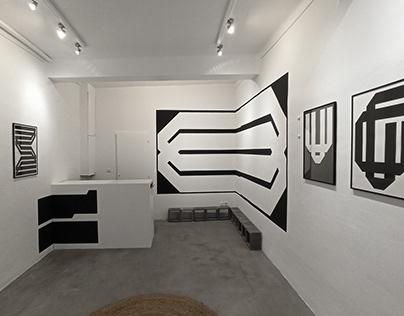 Solo Exhibition | 22m2 Gallery