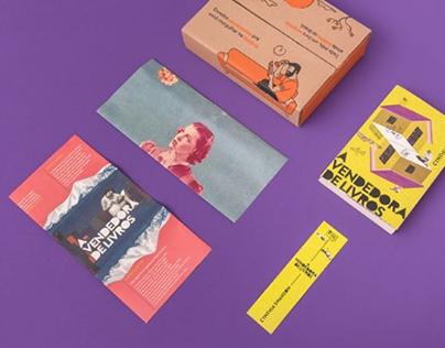 Poster | Tag Livros