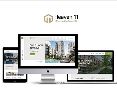 Heaven11 | Property & Apartment Real Estate WP Theme