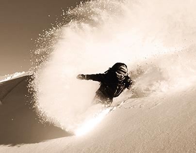 Bigfoot - Snowboarding Concept