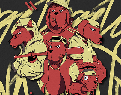 MF2K18 T- Shirt Illustration