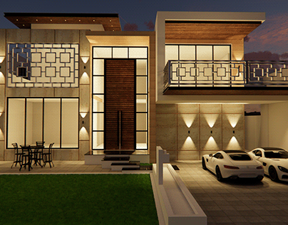 Exceptional House Elevation