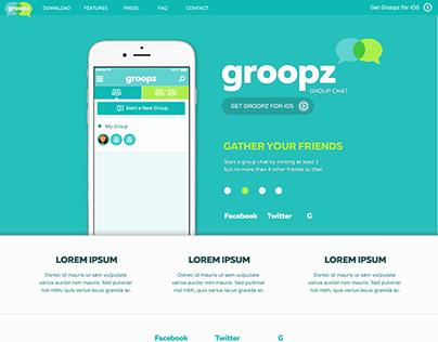 WIP: iOS Group Chat Website (Coming Soon)