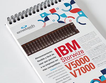 IBM :: Folletos