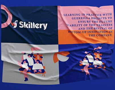 Skillery | Branding & Website