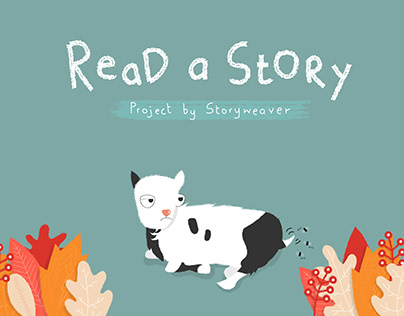 Read a Story (Children's Book Illustrations)