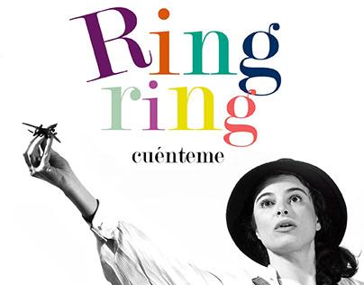 Cartel Ring Ring, cuénteme