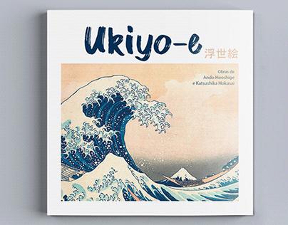Catálogo de Exposição Ukiyo-e