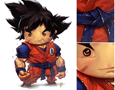 Walkthrough of Stubbie Goku