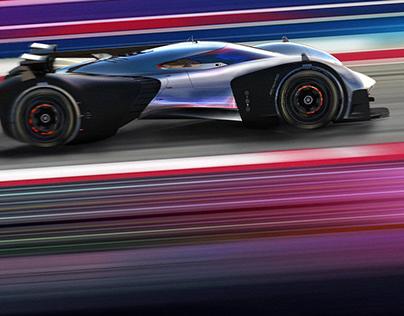 Mercedes-AMG Dynamic Racer