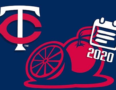 Minnesota Twins Spring Training Schedule 2020 Season is