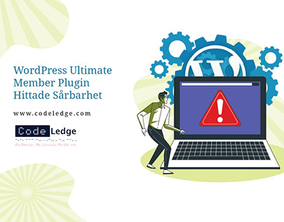 WordPress Ultimate Member Plugin hittade sårbarhet