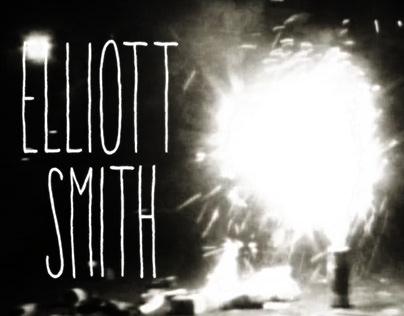 "Elliott Smith ""Bottle Up and Explode!"" (Lyric Video)"