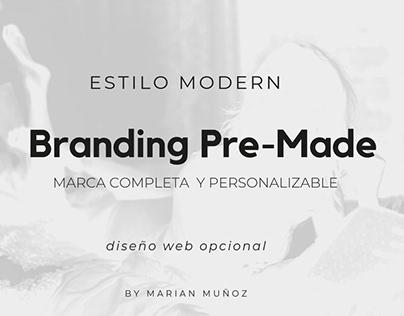 Branding Completo Personalizable