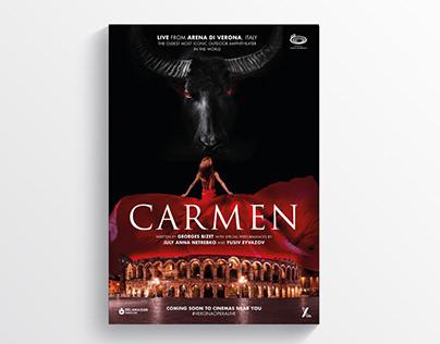 Arena Opera live posters
