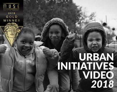 Urban Initiatives Video 2018
