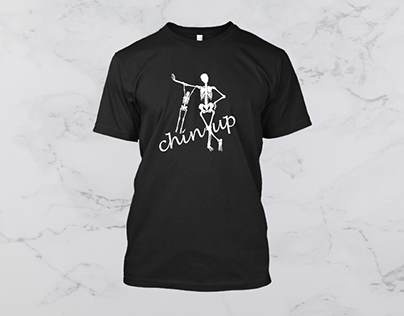 skull workout T Shirt