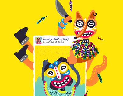 The Visual Series Of Malay Proverbs