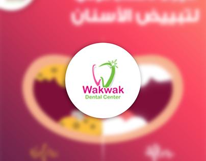WakWak Dental Clinic Social Media Posts.