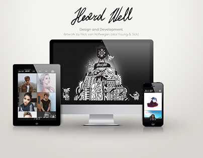 Heard Well Company Website
