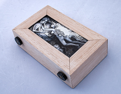 Is this a book? Unwinding, book in a box