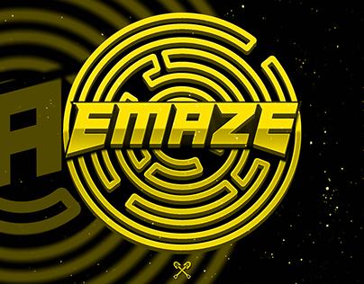 eMaZe Logo + Twitch Revamp!