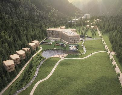 Mountain-Spa-Resort Shovi