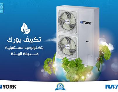 York Airconditioners FB posts