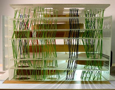 Precedent Study | Sendai Mediatheque | Toyo Ito