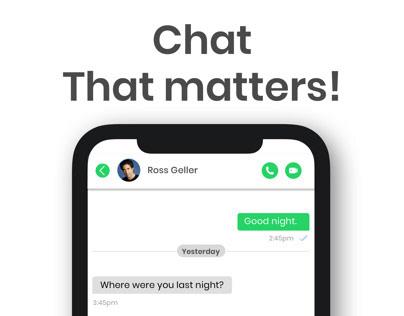 WhatsApp Redesign.