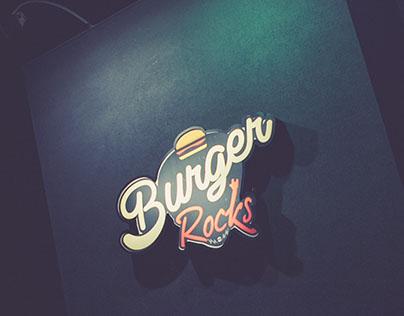 Burguer Rocks - Inauguração