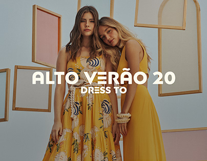 Dress To | Alto Verão 20 | Paraíso Secreto