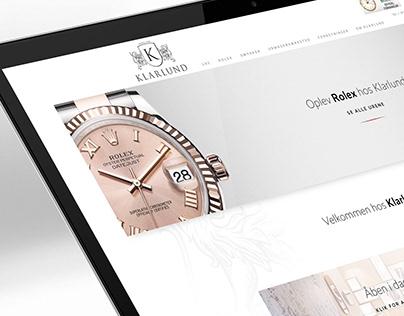 Klarlund corporate website