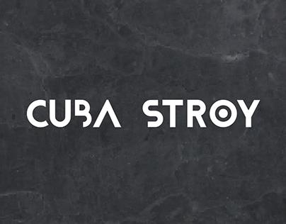 CUBA STROY   Brand creating