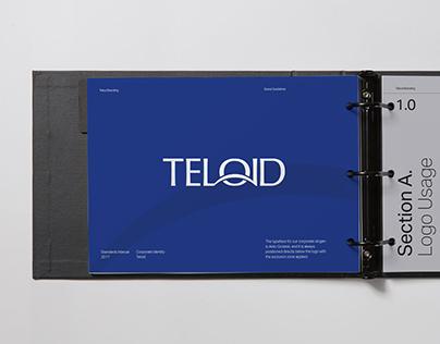 Teloid Corporate Identity Design