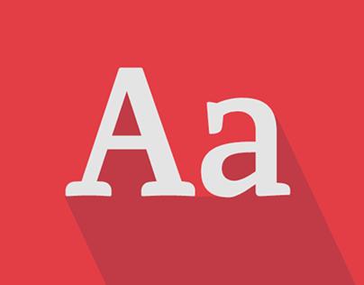 Nomad Serif