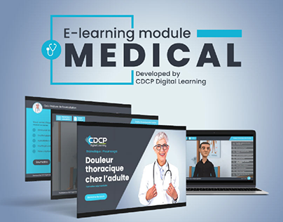 Online medical course