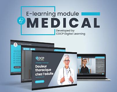 Online medical course
