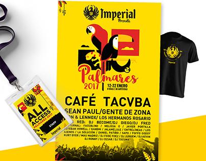 Cerveza Imperial 2016