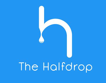 Concept logo 'h'
