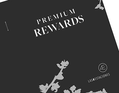 Premium Rewards Booklet