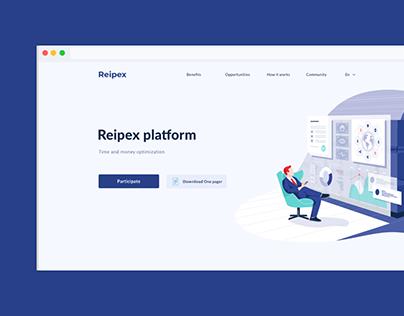 Reipex platform