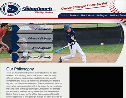 The Swing Coach