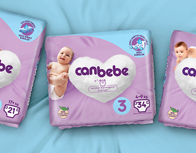 Canbebe Diapers