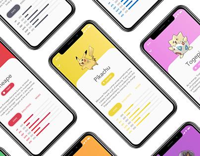 Pokedex App