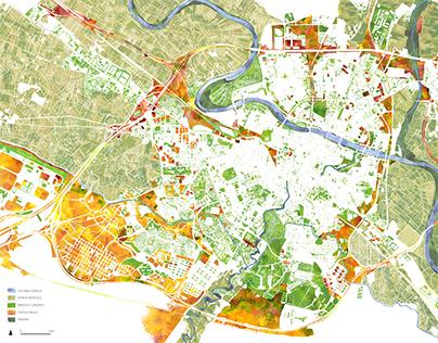 Cartografías del Tercer Paisaje. El caso de Zaragoza.