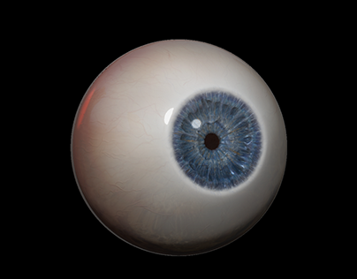 Prosthetic Eyeball