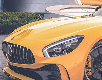 Mercedes AMG GT CGI