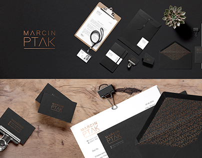 Marcin Ptak Photography Branding